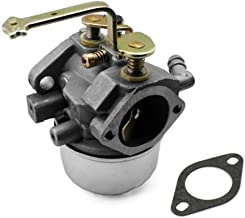 New Carburetor for Tecumseh 640260 640260A 640260B HM80 HM90 HM100 with Gasket