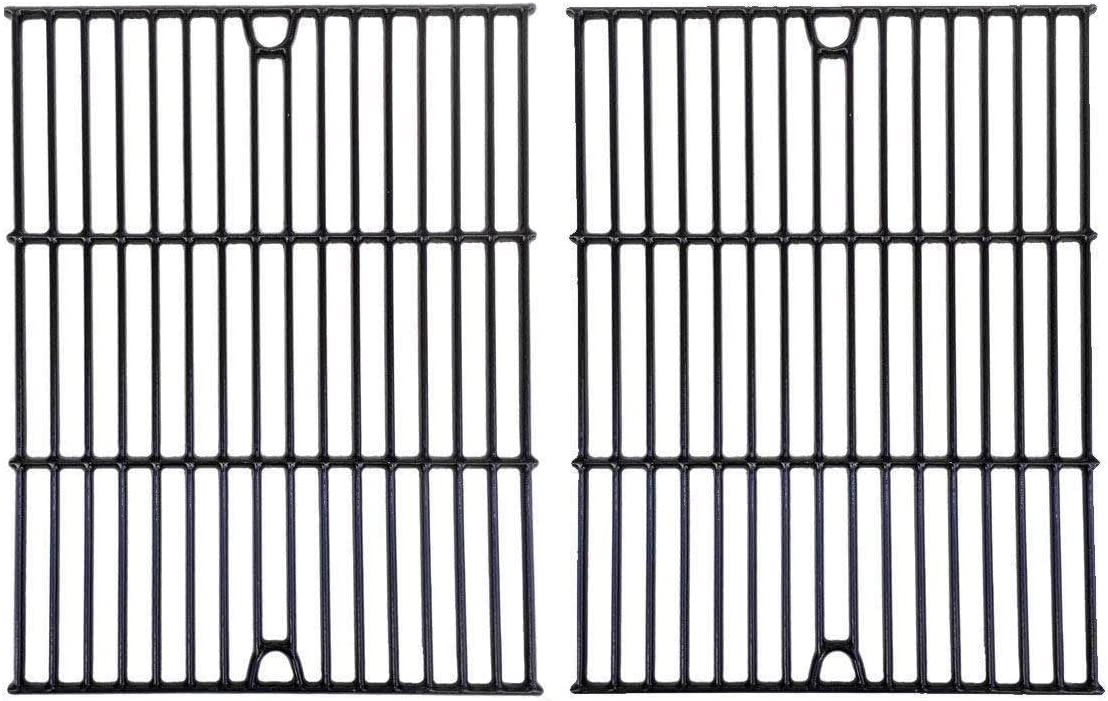 Porcelain Cast Iron Cooking Grid Charbroil for 46341 Ranking TOP18 Direct sale of manufacturer Replacement
