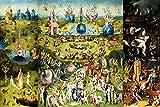 1art1 Hieronymus Bosch - Der Garten Der Lüste, 1500 XXL