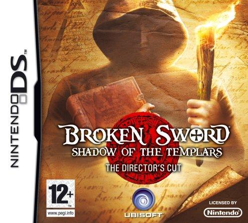Broken Sword: The Shadow of the Templars - Directors Cut (Nintendo DS) [import anglais]