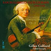 Guillermain: Amusement Op. 18 by Gilles Colliard
