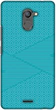 AMZER Slim Designer Snap On Hard Shell Case Back Cover with Screen Care Kit for Infinix Hot 4 Pro AMZ601040348215