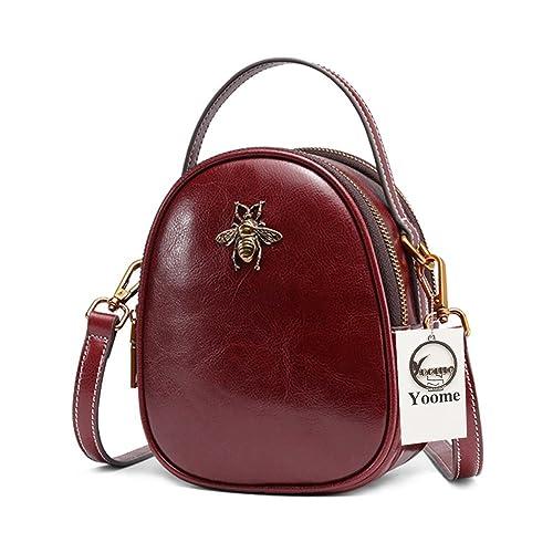 6b99d427fb Yoome Ladies Top Handle Tote Bag for Women Crocodile Embossed Purses  Handbags with Tassel on Clearance