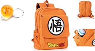 Tresbon Products Dragon Ball Z and Zelda Backpacks with Free Dragon Ball Star Keychain - Boys