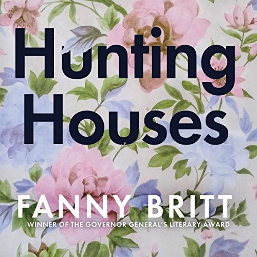 Hunting Houses audiobook cover art