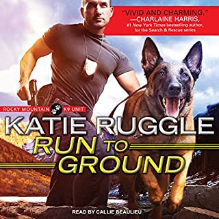 Run to Ground audiobook cover art