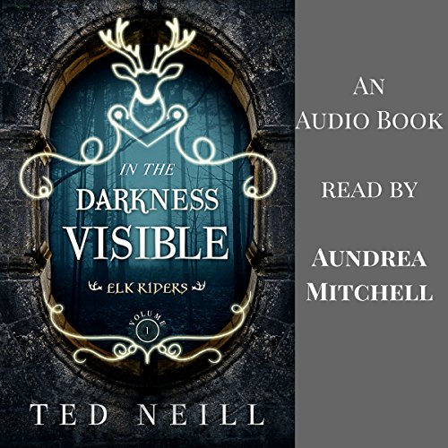 In the Darkness Visible audiobook cover art
