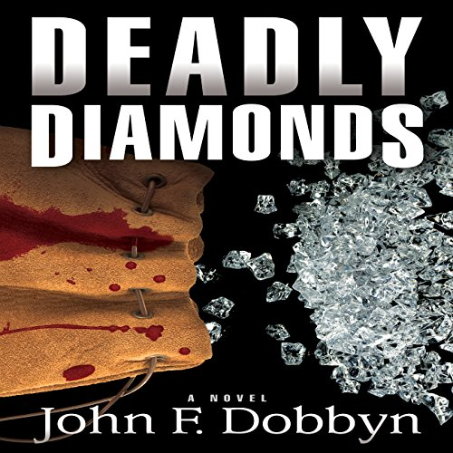Deadly Diamonds  audiobook cover art