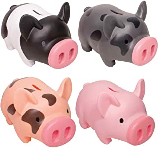 Piglet Money Banks - Streamline - Colors May Vary