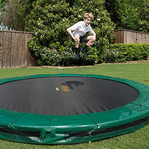 Avyna Pro-Line In-Ground Trampoline – 14-Foot Diameter...