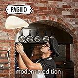 PAGILO Nudelmaschine (7 Stufen) für Spaghetti, Pasta und Lasagne   2 Jahre Zufriedenheitsgarantie   Pastamaschine, Pastamaker - 8