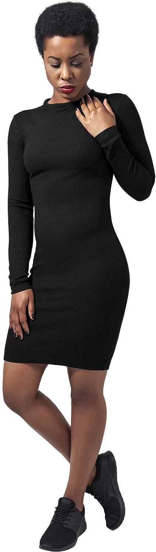 バーゲンセール Urban 絶品 Classics Ladies - Knit Rib Dress Jersey