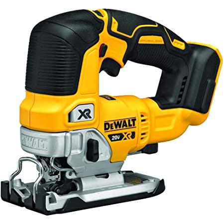 DEWALT 20V MAX XR Jig Saw, Tool Only (DCS334B)