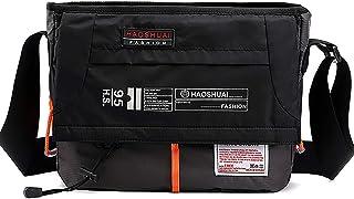Small Sport Messenger Bag Lightweight Crossbody Cycling Bag Waterproof Shoulder Bag Multifunctional Daypack