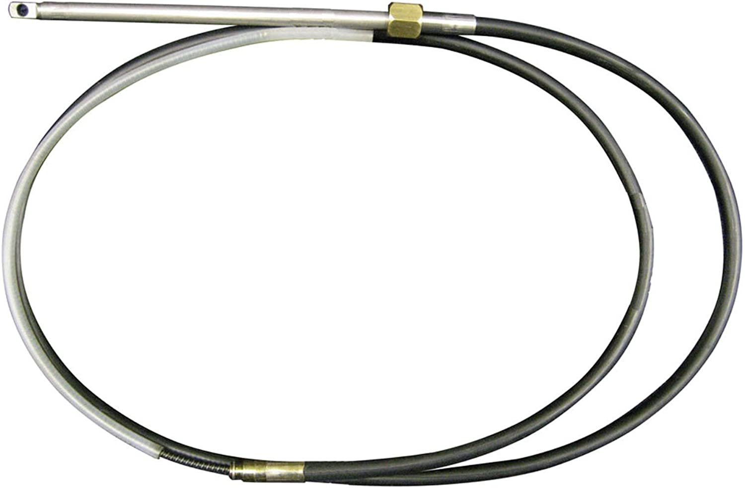 Uflex M66X13 redary Replacement Steering Cable, 13'