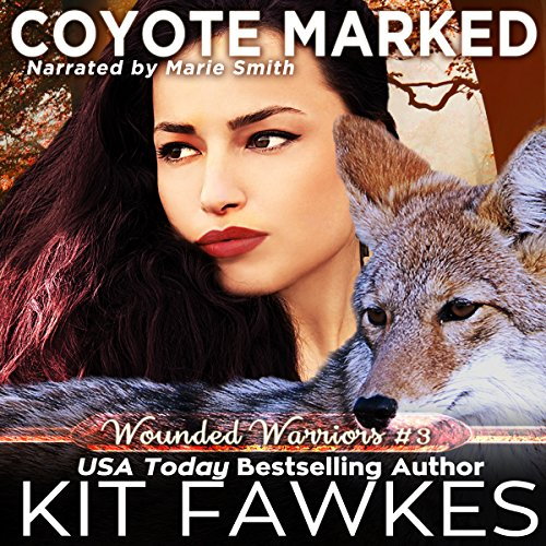 Coyote Marked audiobook cover art
