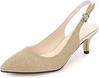 04fd357368a Amazon.com: OCHENTA - Pumps / Shoes: Clothing, Shoes & Jewelry
