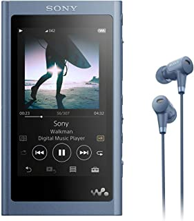 Sony NW-A56HN Moonlit Blue Hi-Res Audio Walkman NWA56HN
