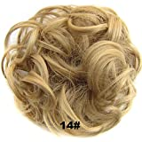 lzn Haarschmuck/Haargummi für Haarknoten/Haarteil Perücke