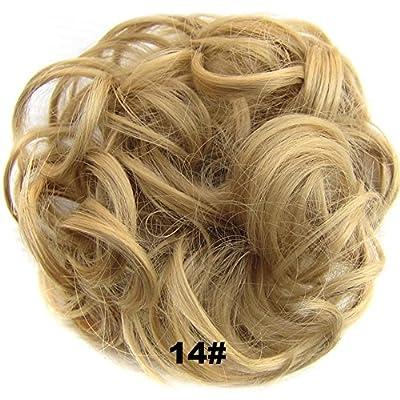 lzn Haarschmuck/Haargummi für Haarknoten/Haarteil