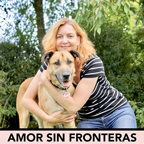 Amor sin fronteras audiobook cover art