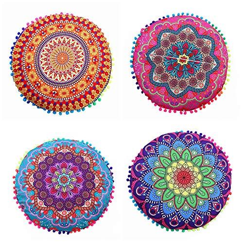Cojines Cama Decorativos Redondos cojines cama  Marca FossenHyC