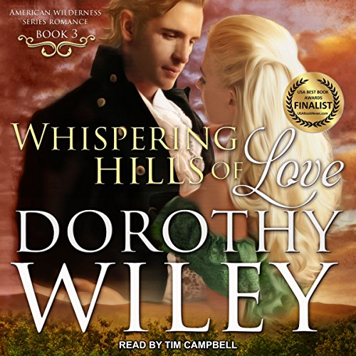 Whispering Hills of Love audiobook cover art