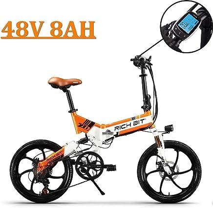 b51a49e719493 eBike_RICHBIT 730 vélos électriques Pliant électrique vélo vélo de Ville  vélo de Banlieue vélo électrique vélo