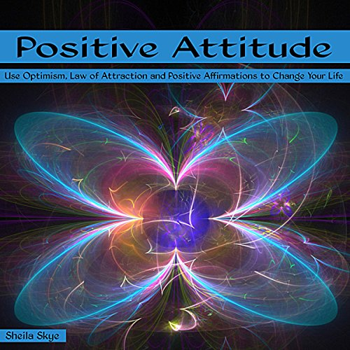 Positive Attitude audiobook cover art