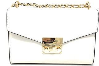 Michael Kors Women's Bag Rose Medium Crossbody Bag
