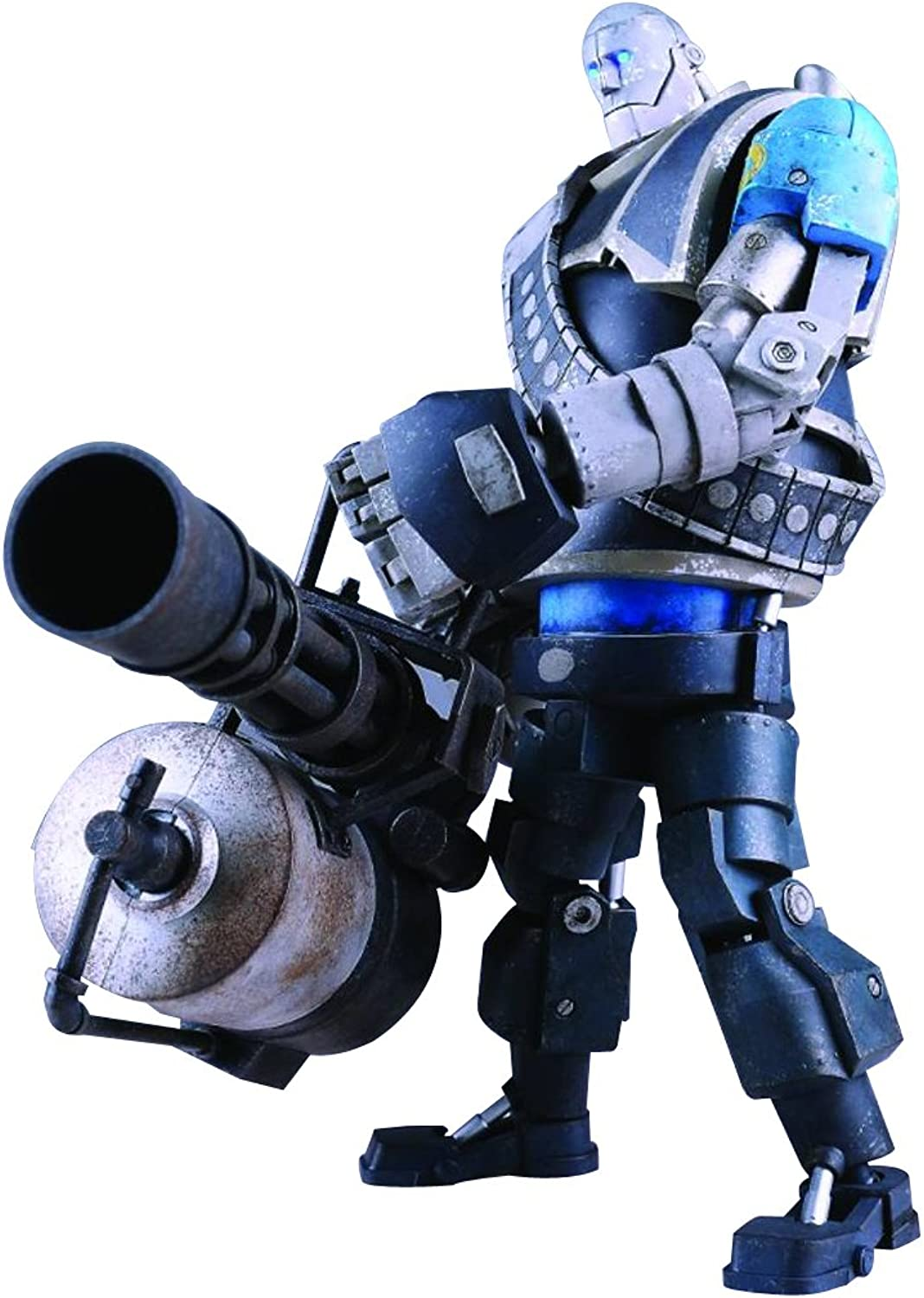 Toy Zany Team Fortress 2 Robot Blau Version Heavy Figur
