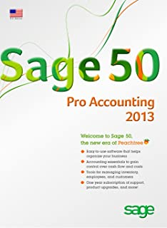 Sage 50 Pro Accounting 2013 US [Download]