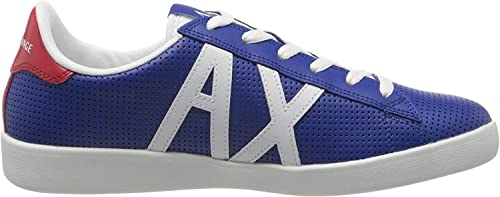 Armani exchange sneaker, scarpe da ginnastica basse uomo XUA002XV220
