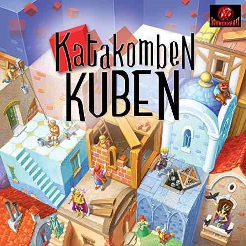 Schwerkraft-Verlag Katakomben - Kuben