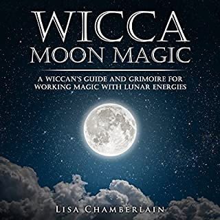 Wicca Moon Magic cover art