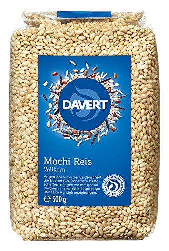 Davert Mochi-Reis, natur (500 g) - Bio
