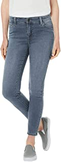 BUFFALO Ladies Aubrey Stretch Ankle Grazer Jeans