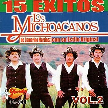 15 Exitos, Vol. 2