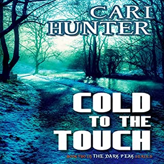 Cold to the Touch audiobook cover art