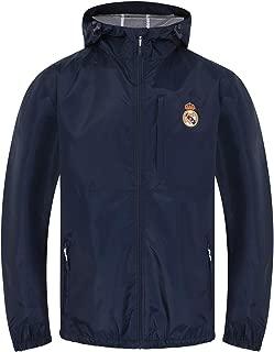 Official Football Gift Mens Shower Jacket Windbreaker