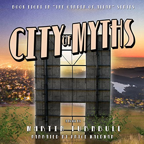 City of Myths: A Novel of Golden-Era Hollywood audiobook cover art
