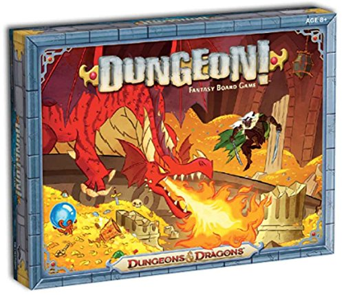 Wizards of the Coast DandD Dungeon Board Game