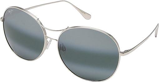 Silver/Neutral Grey