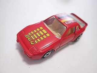 Yatming (Thailand) Red Porsche 944 (Turbo) Diecast 74-mm