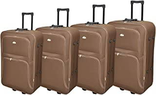 NEW TRAVEL Luggage Soft set 4 pieces size 32/28/24/20 inch BR852/4P
