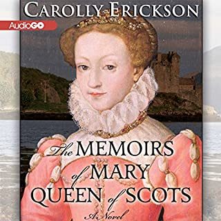 The Memoirs of Mary, Queen of Scots audiobook cover art