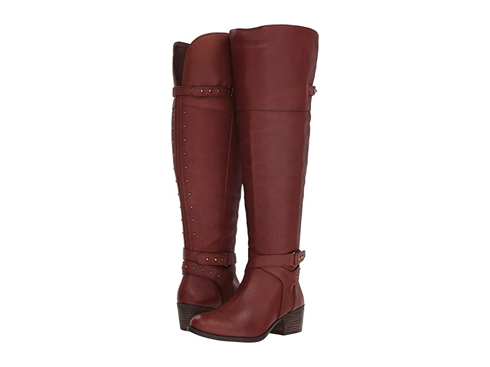 Vince Camuto Bestant Wide Calf (Bitter Chocolate 1) Women