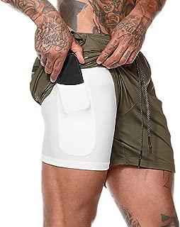 2 in 1 training shorts