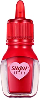 Peripera Sugar Jelly Tint 0.10 Ounce 01 Red Strawberry