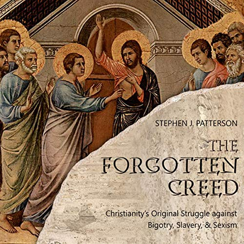 The Forgotten Creed audiobook cover art